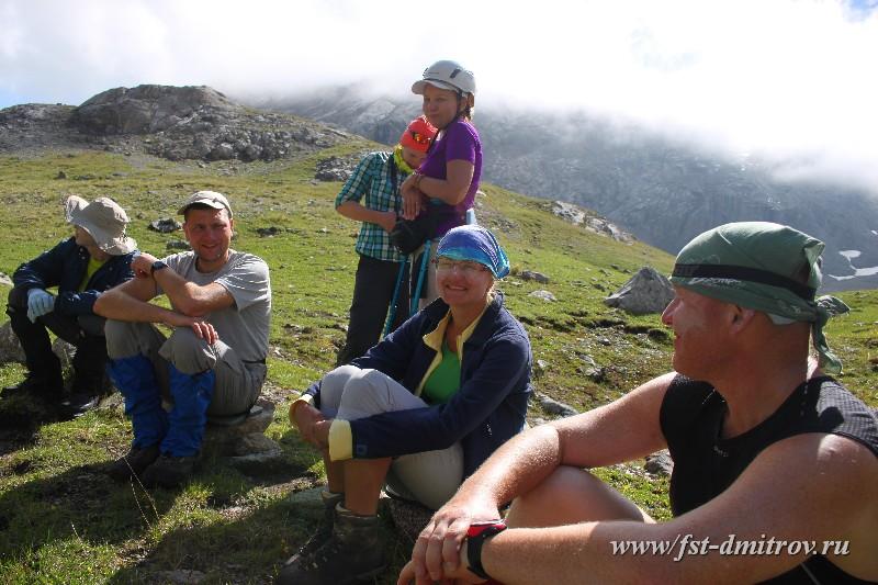 Отчет о горном походе 1 к.с. по Западному Кавказу (Архыз)