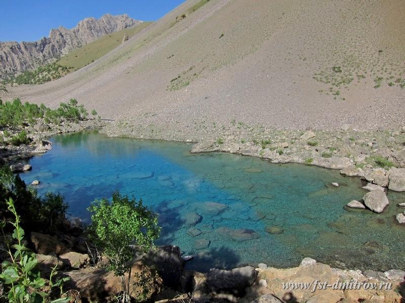Отчёт о прохождении горного туристского спортивного похода пятой категории сложности по Памиро-Алаю (район Фанские горы)