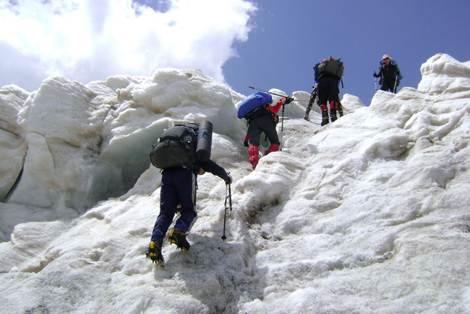 Отчет о горном походе 3 к.с. с элементами 4 к.с. по Фанским горам